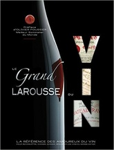 Grand Larousse du vin - Collectif