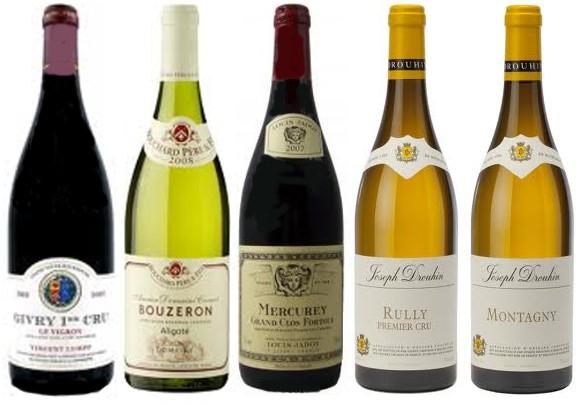 Le Vignoble C 212 Te Chalonnaise Bourgogne R 233 Gions Vins Vignesvignerons