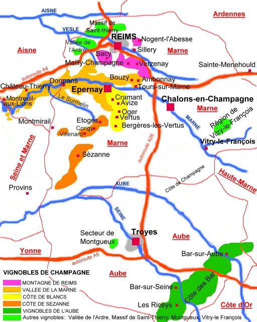 champagne-region - Photos