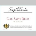 A.O.C Clos-Saint-Denis Grand Cru