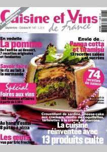 Cuisine Et Vins De France Les Revues Sur Le Vin Livres Vins